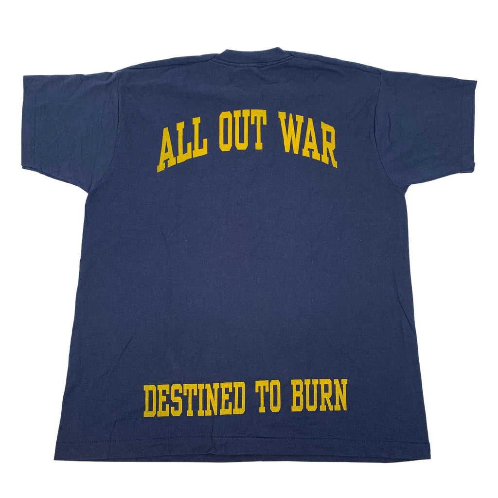 "Vintage All Out War ""Destined To Burn"" T-Shirt"