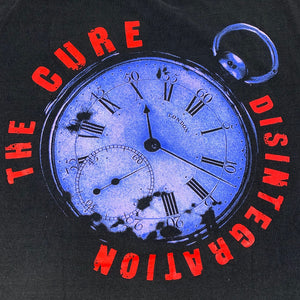 "Vintage The Cure ""Disintegration"" T-Shirt"