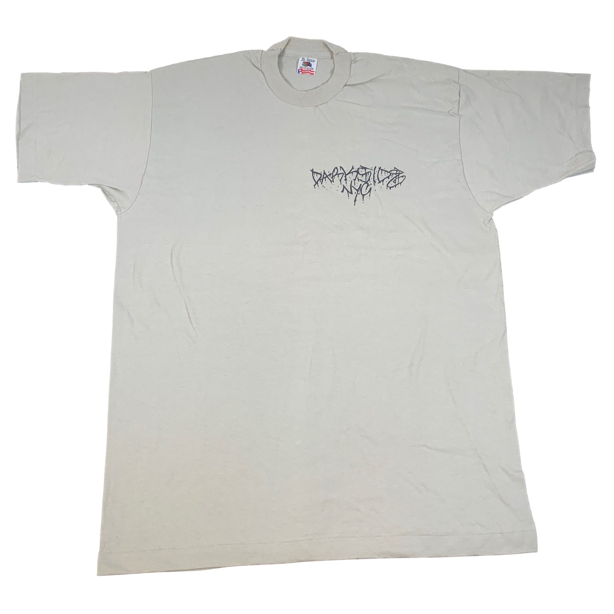 "Vintage Darkside NYC ""Pocket Print"" T-Shirt"