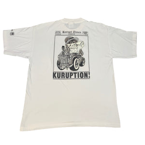 "Vintage Kurupt ""Kuruption!"" T-Shirt"