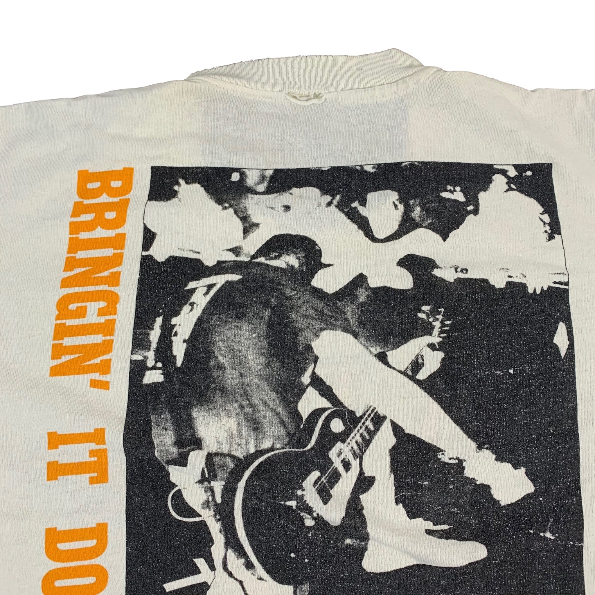 "Vintage Judge ""Bringing It Down"" T-Shirt"