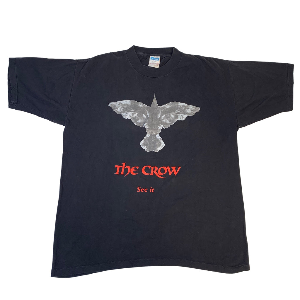 "Vintage The Crow ""Soundtrack"" T-Shirt"