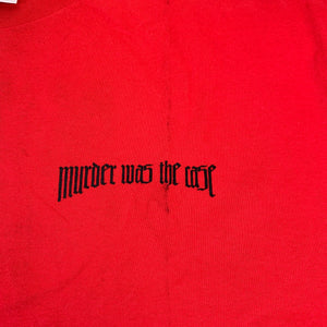 "Vintage Snoop Dogg ""Murder Was The Case"" T-Shirt"