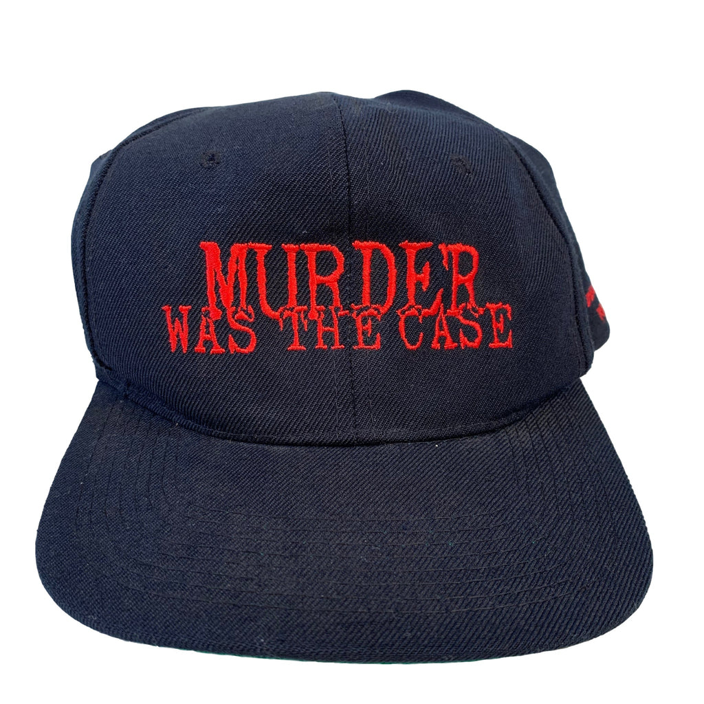 "Vintage Snoop Dogg ""Murder Was The Case"" Snapback"