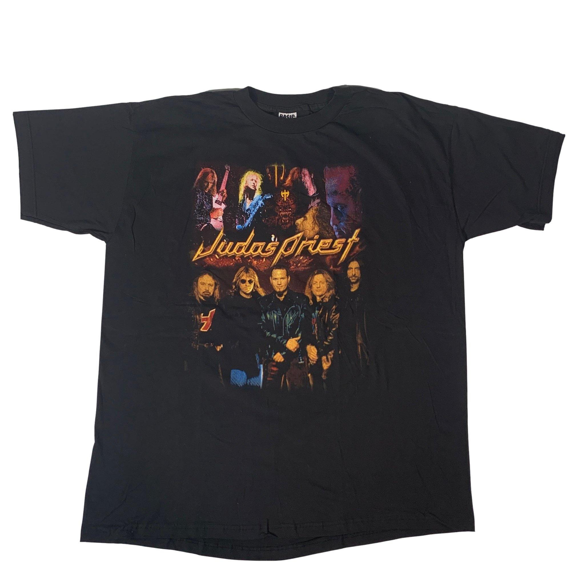 "Vintage Judas Priest ""Anthrax"" T-Shirt"
