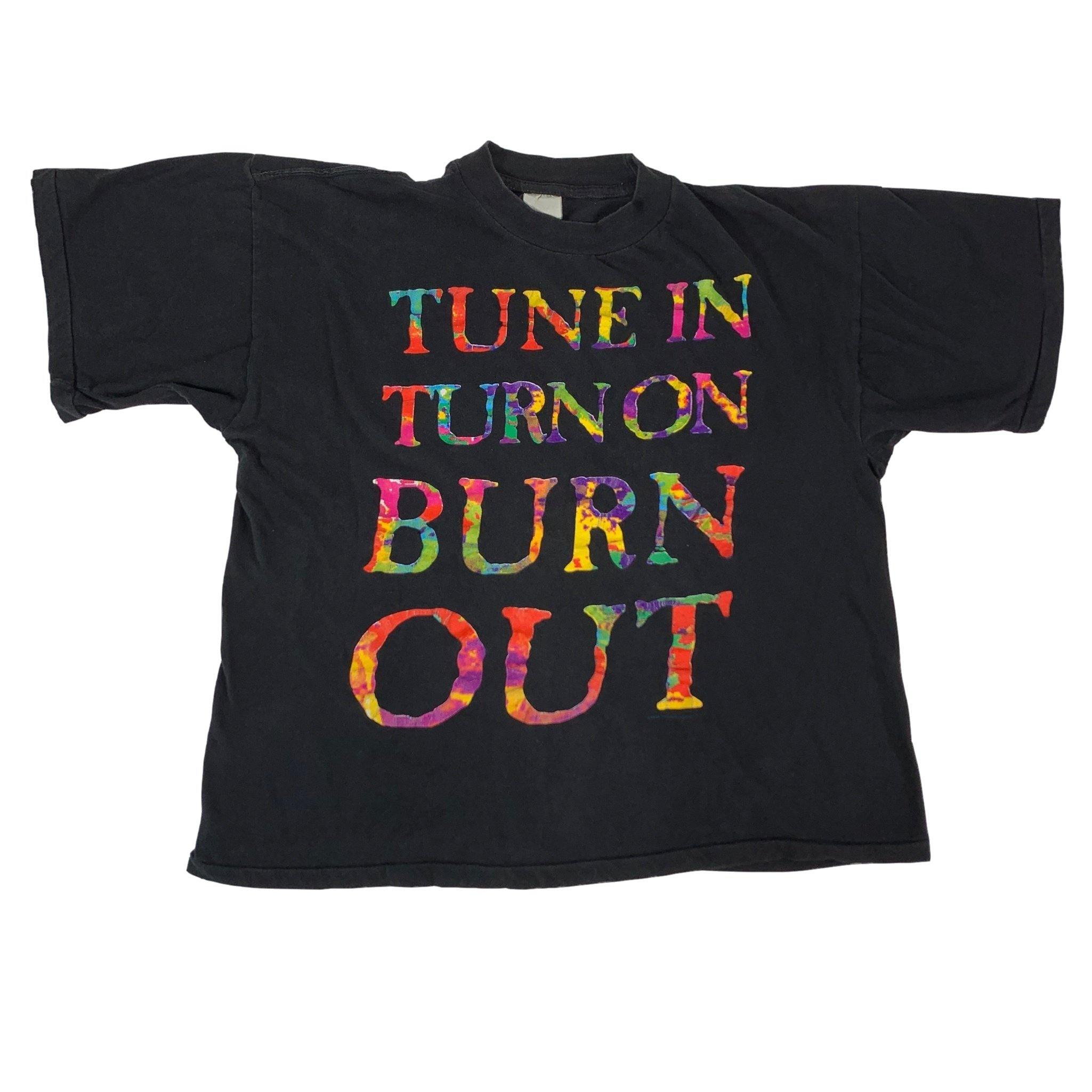 "Vintage The Sisters Of Mercy ""Tune In Turn On"" T-Shirt"