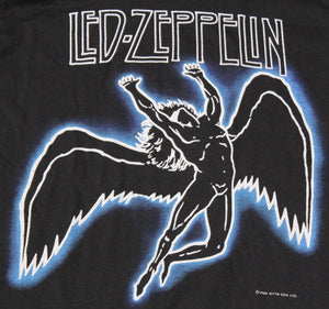 "Vintage Led Zeppelin ""The Battle of Evermore"" T-Shirt - jointcustodydc"