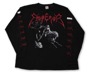 "Vintage Emperor ""Candlelight Records"" Long Sleeve T-Shirt"