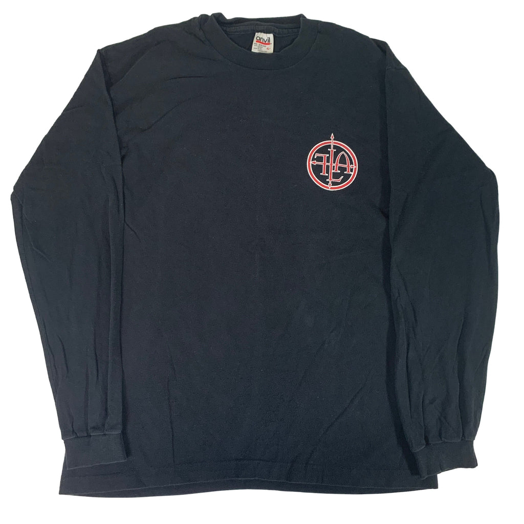 "Vintage Front Line Assembly ""FLA"" Long Sleeve"