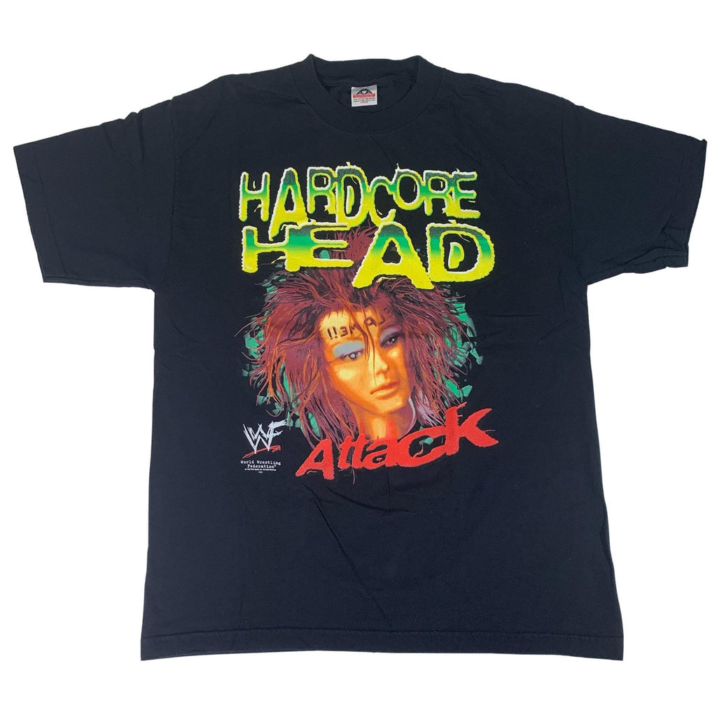 "Vintage Al Snow ""Hardcore Head Attack"" T-Shirt"