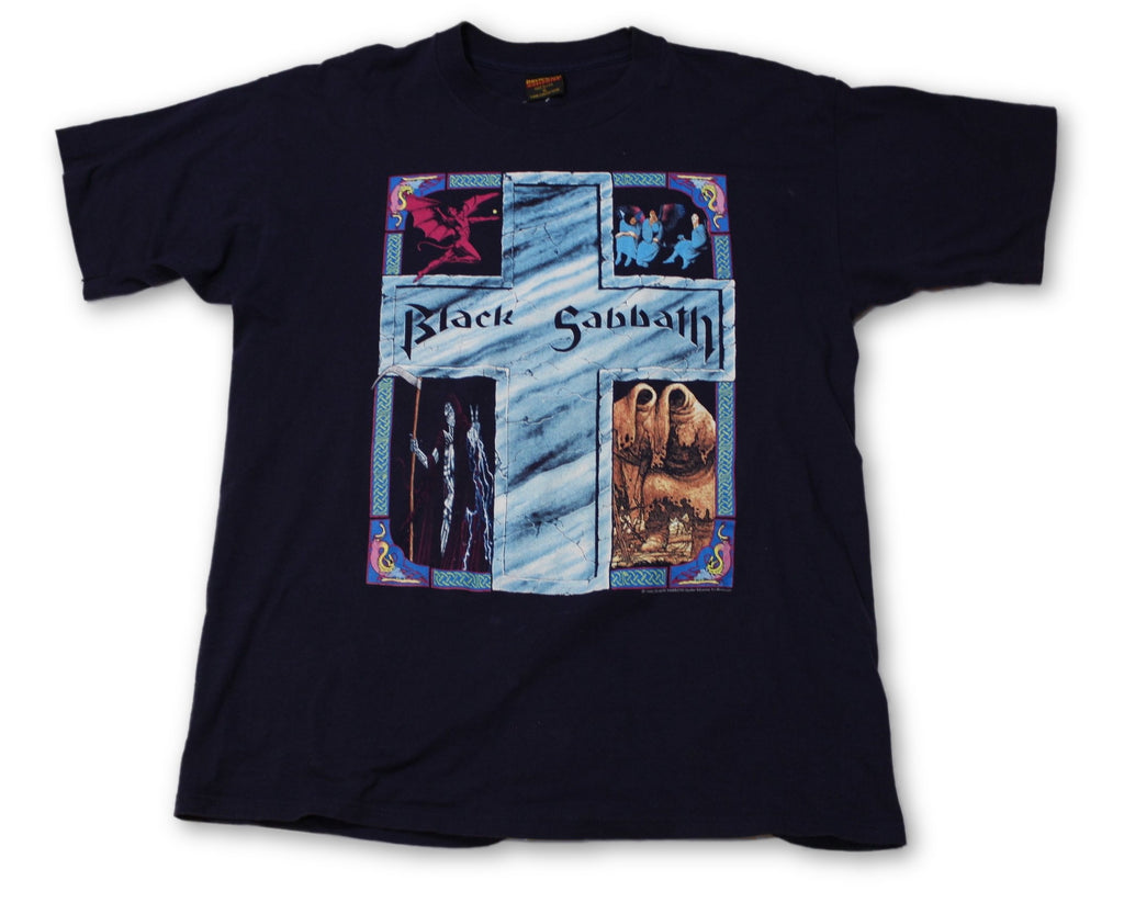 "Vintage Black Sabbath ""Dehumanizer"" T-Shirt"