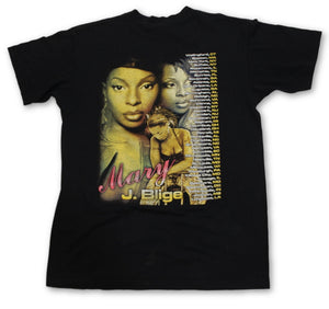 "Vintage Mary J Blige ""1998 Tour"" T-Shirt"