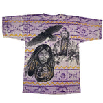 "Vintage Navajo ""All Over Print"" T-Shirt"