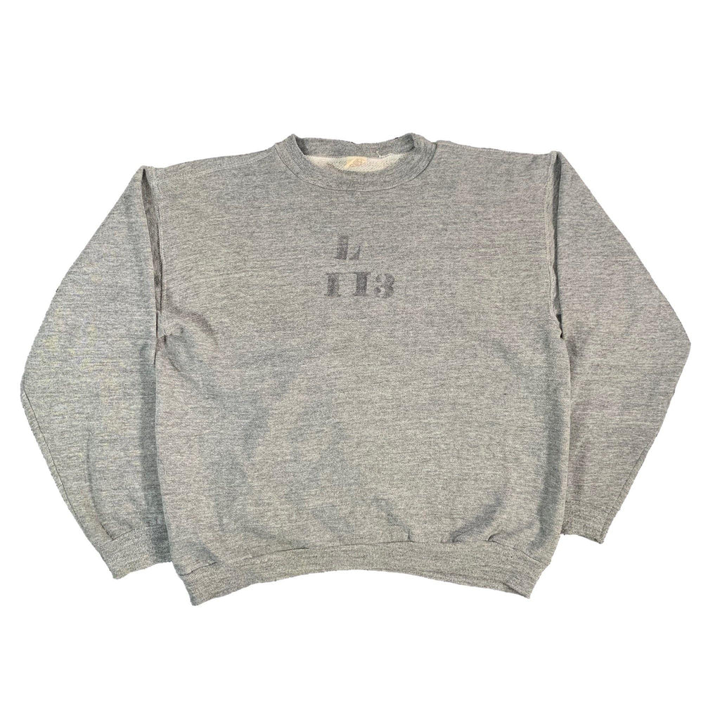 "Vintage Russell Athletic ""Tri-Blend"" Crewneck Sweatshirt"