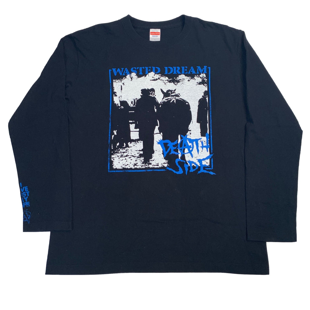 "Vintage Deathside ""Wasted Dream"" Long Sleeve"