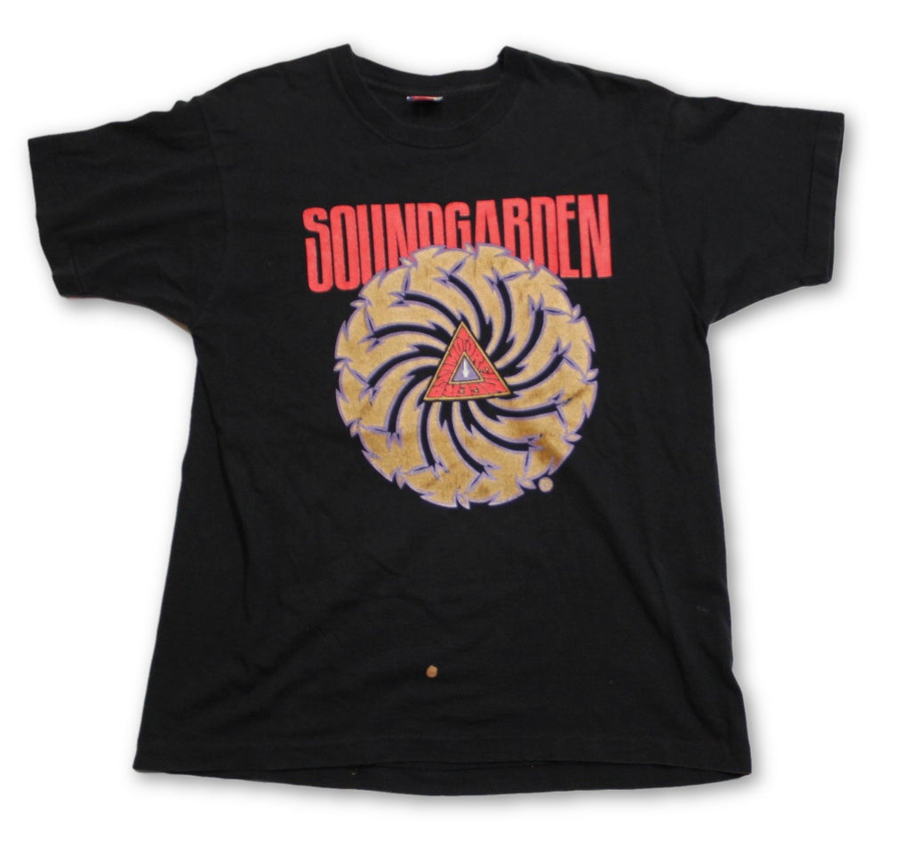 "Vintage Soundgarden ""Uneasy Listening"" T-Shirt"