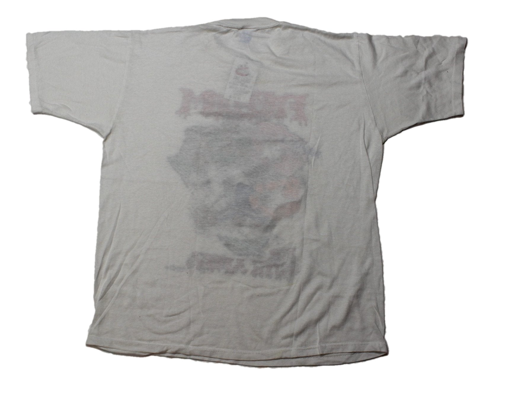 "Vintage Nelson Mandela ""Freedom for South Africa"" T-shirt"