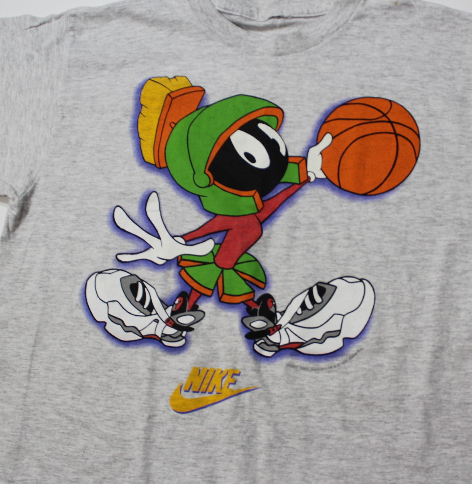 "Vintage Nike ""Marvin the Martian"" T-Shirt"