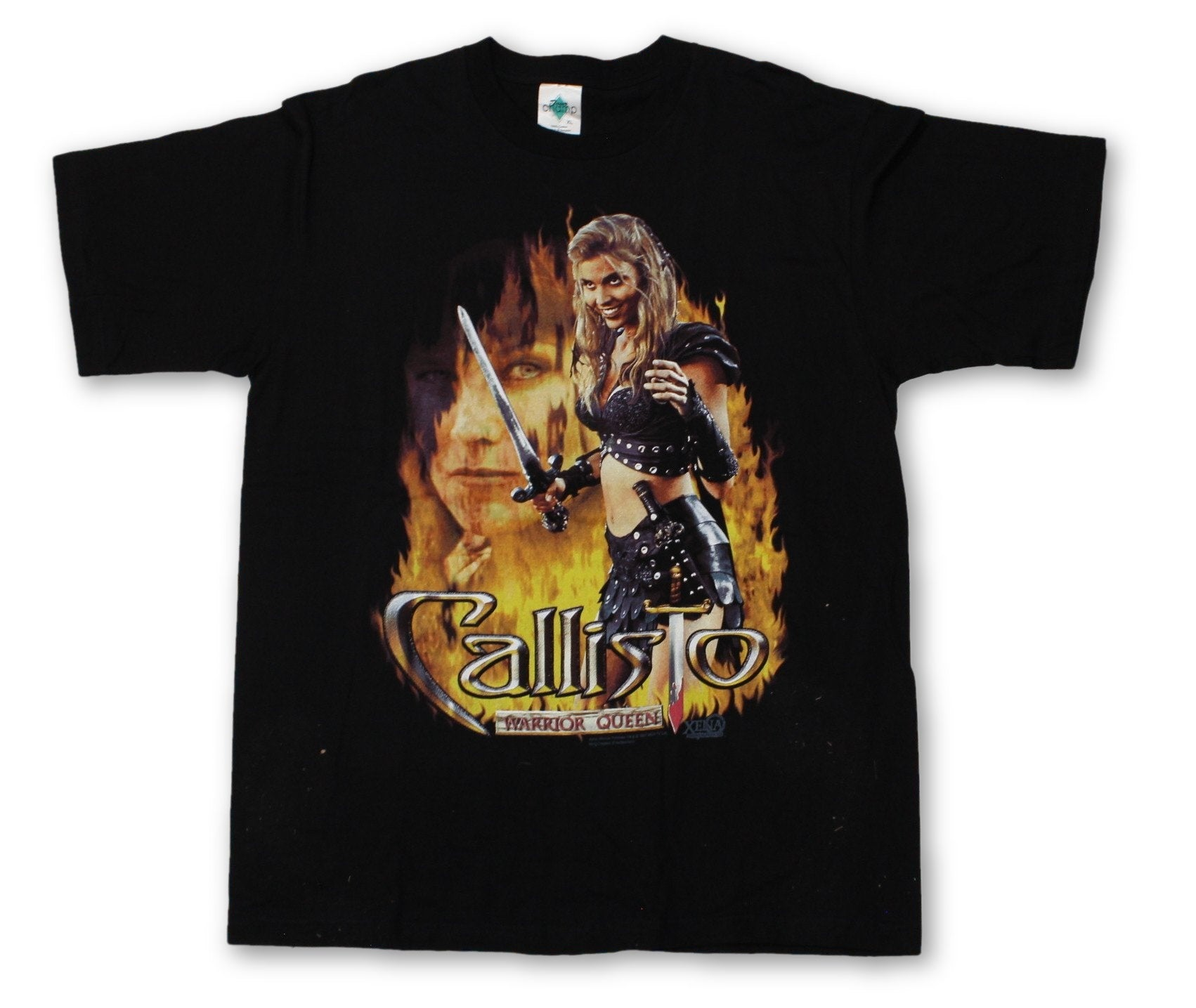 "Vintage Xena the Warrior Princess ""Callisio"" T-Shirt"