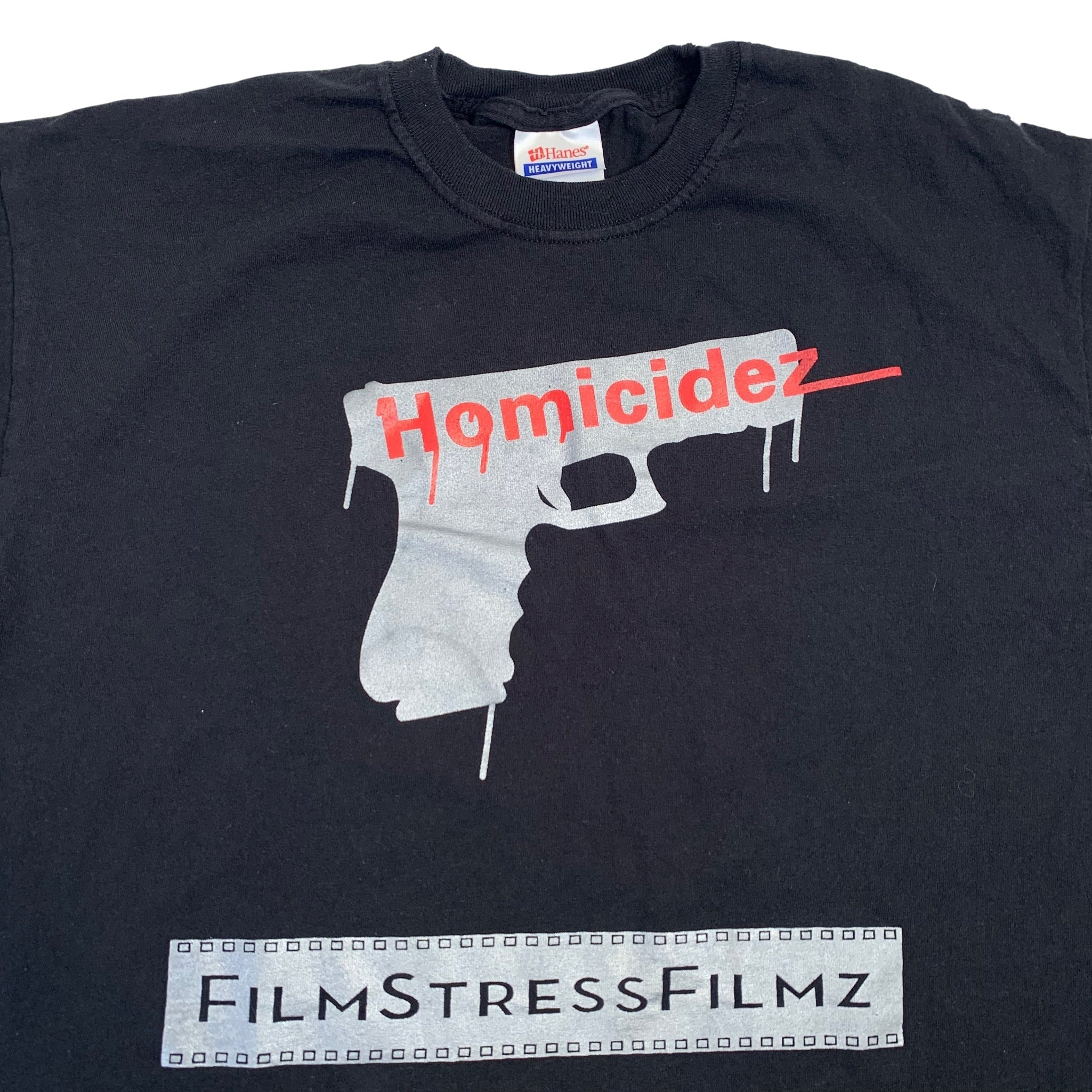 "Vintage Homicidez ""Crew"" T-Shirt"