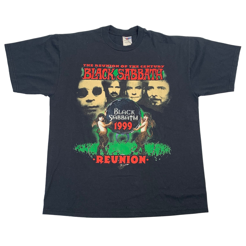 "Vintage Black Sabbath ""Reunion"" T-Shirt"