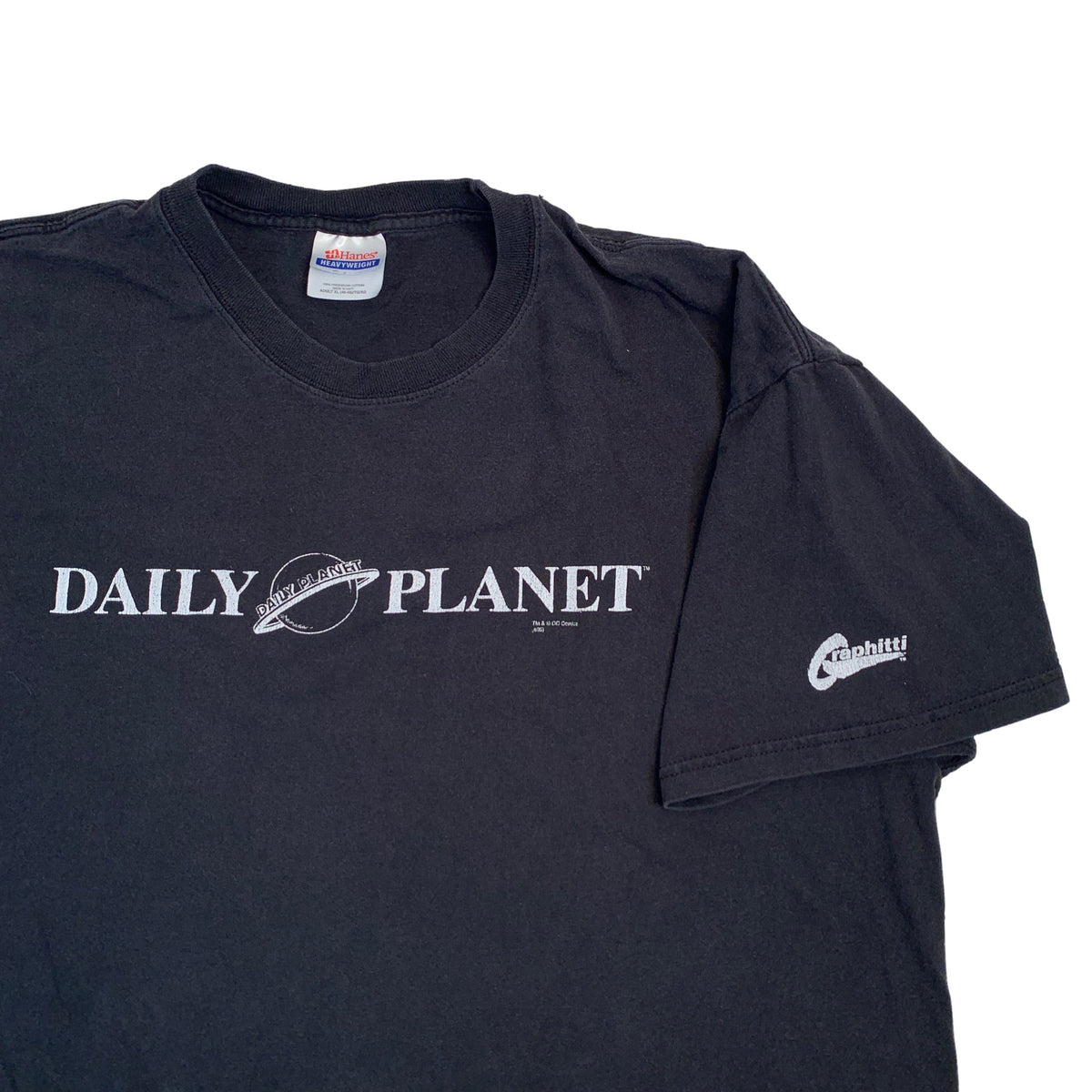 "Vintage Superman ""Daily Planet""  T-Shirt"