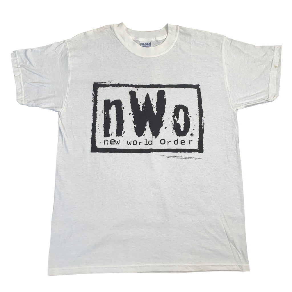 "Vintage New World Order ""98'"" T-Shirt"