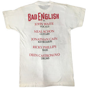 "Vintage Bad English ""Group Photo T-Shirt"