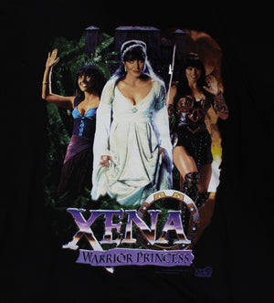 "Vintage Xena The Warrior Princess ""Wedding"" T-Shirt"