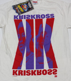 "Vintage Kris Kross ""Totally Krossed-Out"" T-Shirt"