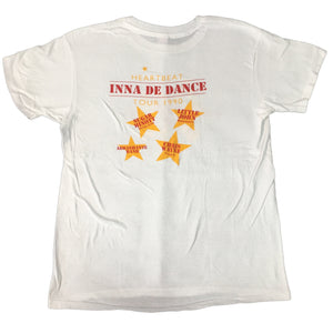 "Vintage HeartBeat Records ""Inna De Dance"" Tour T-Shirt"