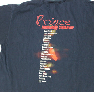 "Vintage Prince ""Musicology 2004ever"" T-Shirt"
