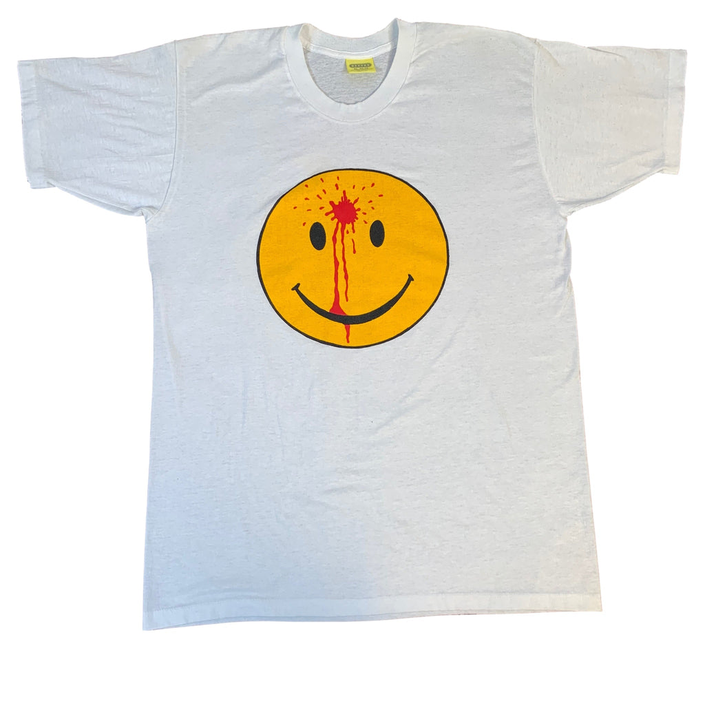 "Vintage Watchmen ""The Button"" T-Shirt"