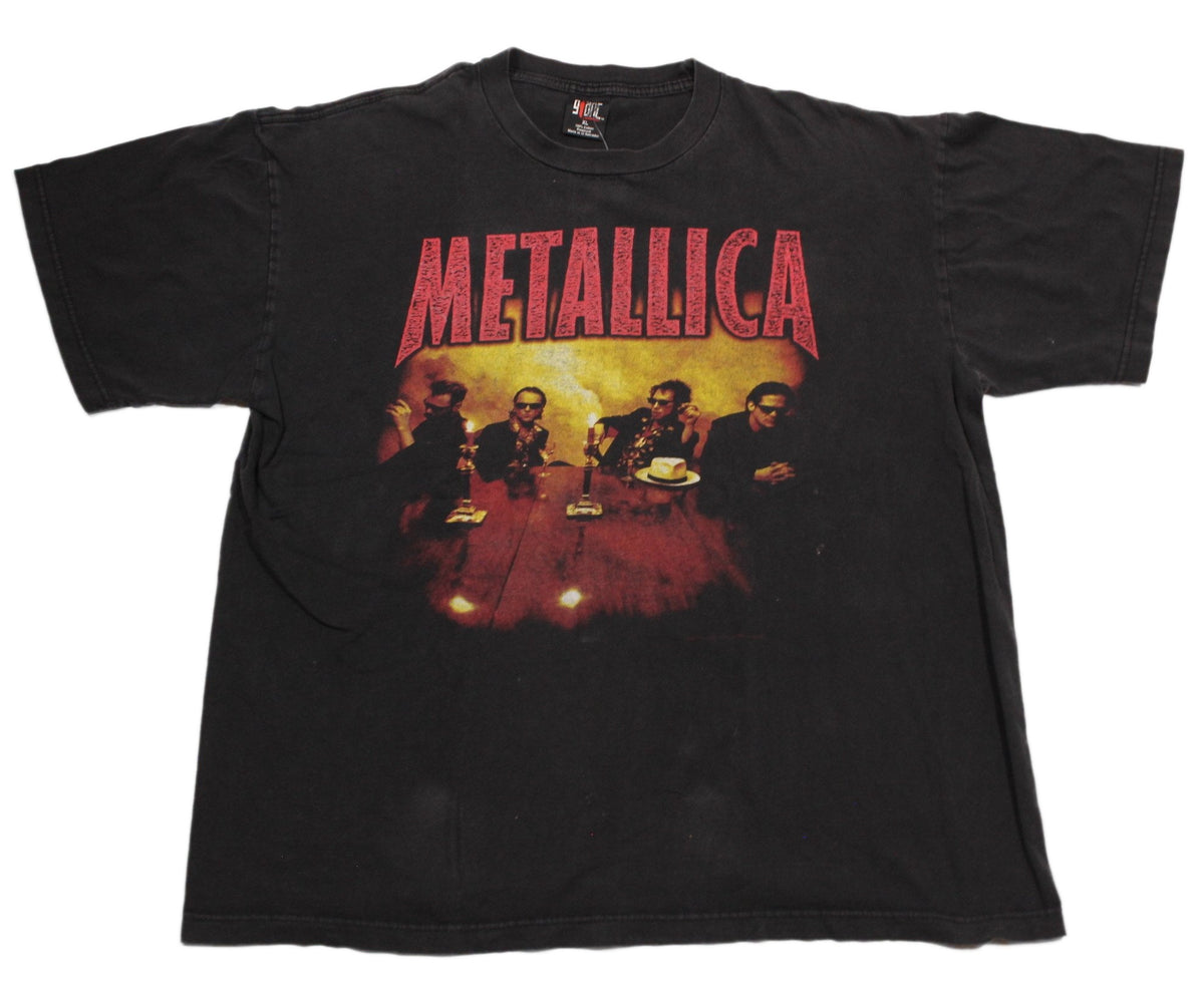 "Vintage Metallica ""Load Tour"" T-Shirt"