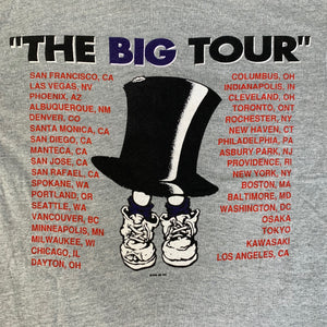 "Vintage Mr. Big ""The Big Tour"" T-Shirt"