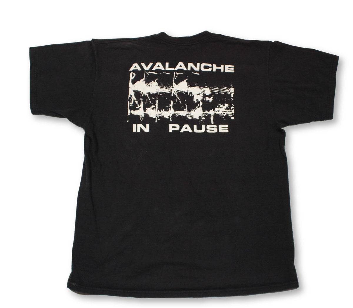 "Vintage Godflesh ""Avalanche in Pause"" T-Shirt"
