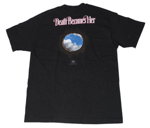 "Vintage Death Becomes Her ""Movie Promo"" T-Shirt"