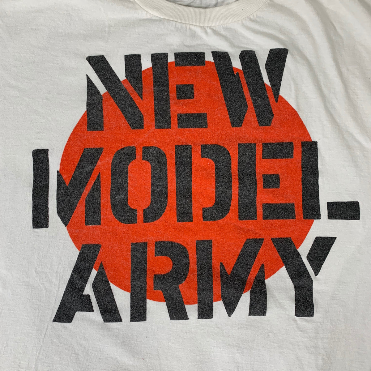 "Vintage New Model Army ""EP"" T-Shirt"