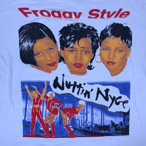 "Vintage Nuttin' Nyce ""Froggy Style"" T-Shirt"