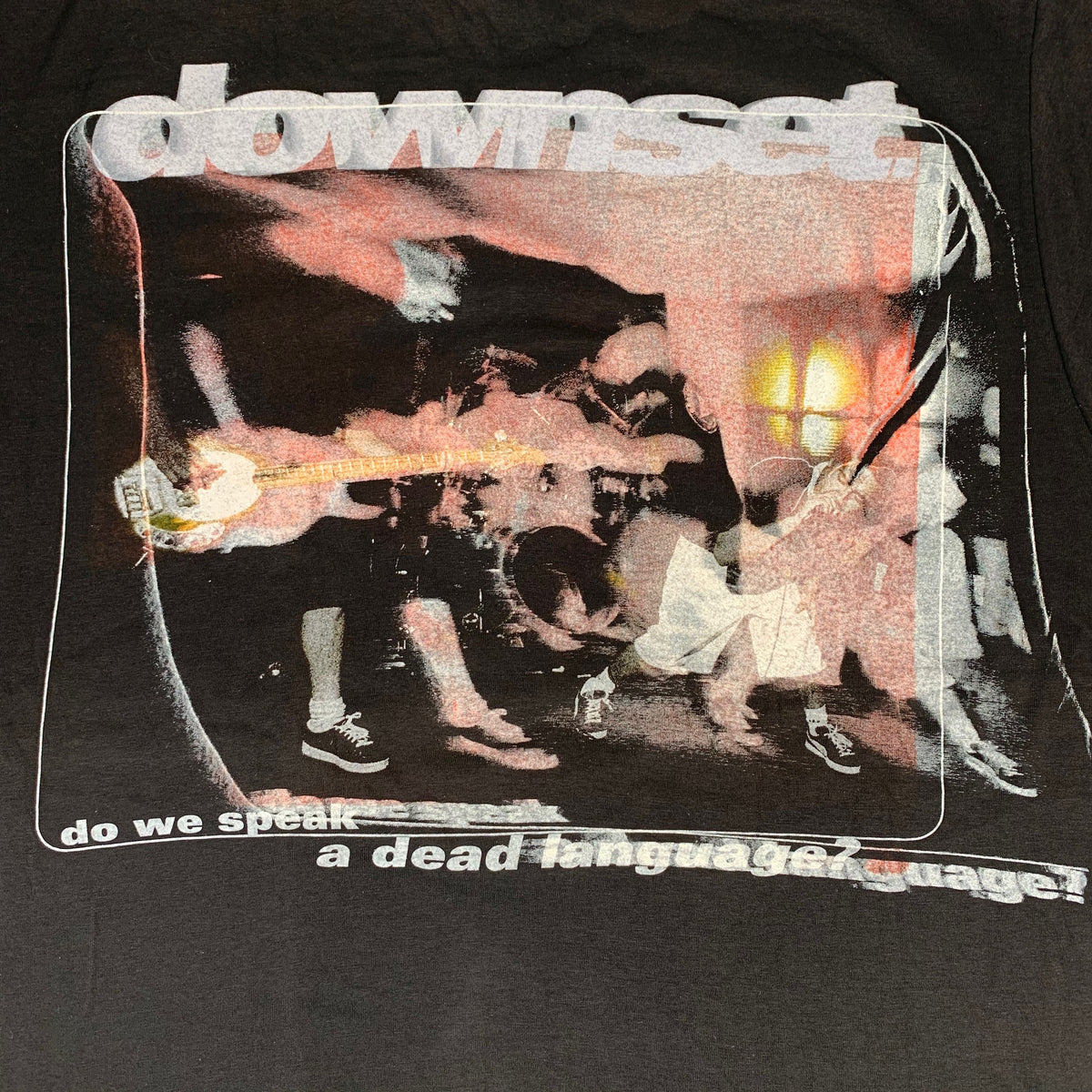 "Vintage Downset ""Take Your Life Back!"" T-Shirt"