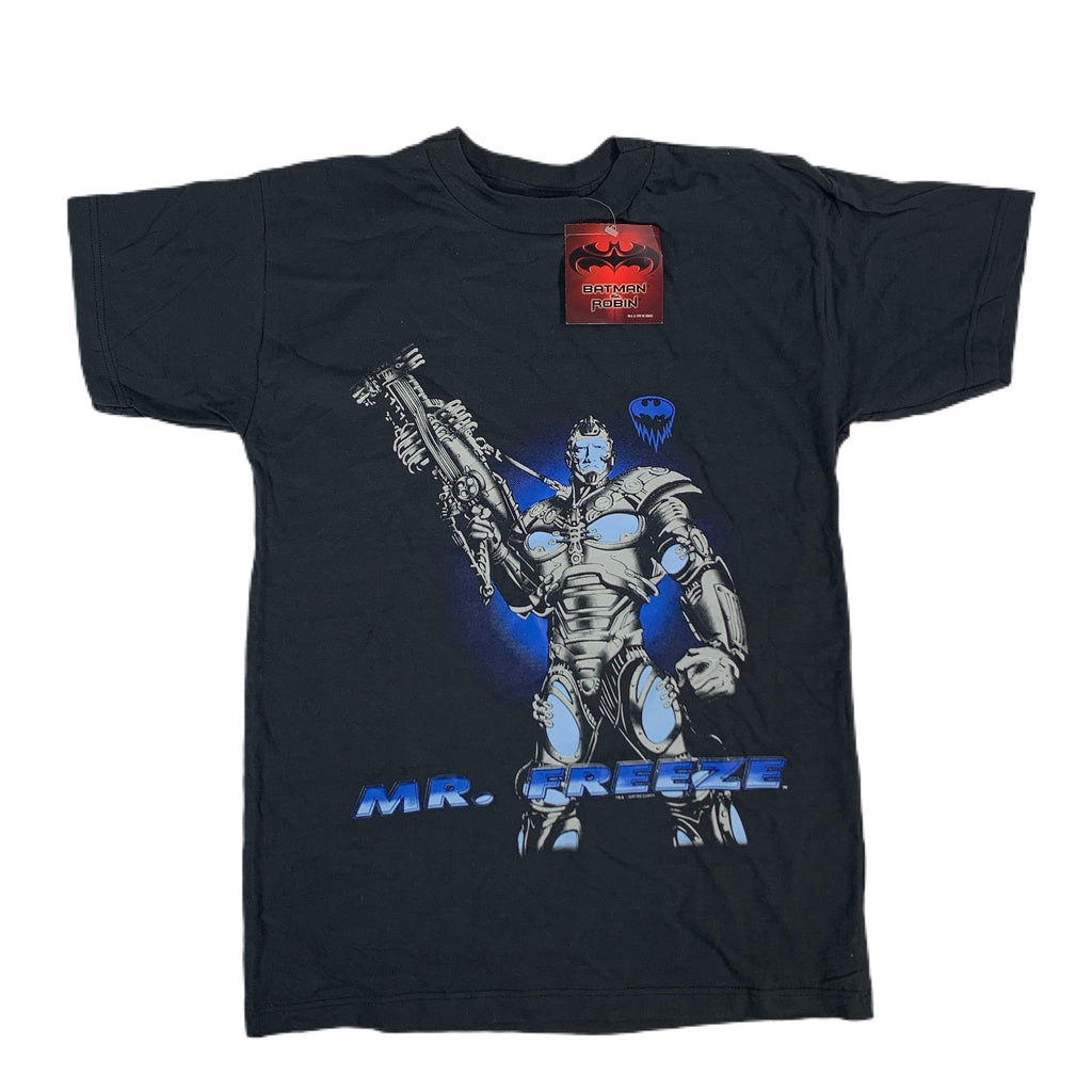 "Vintage Batman & Robin ""Mr. Freeze"" T-Shirt"