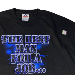 "Vintage Chyna ""The Best Man For A Job..."" T-Shirt"