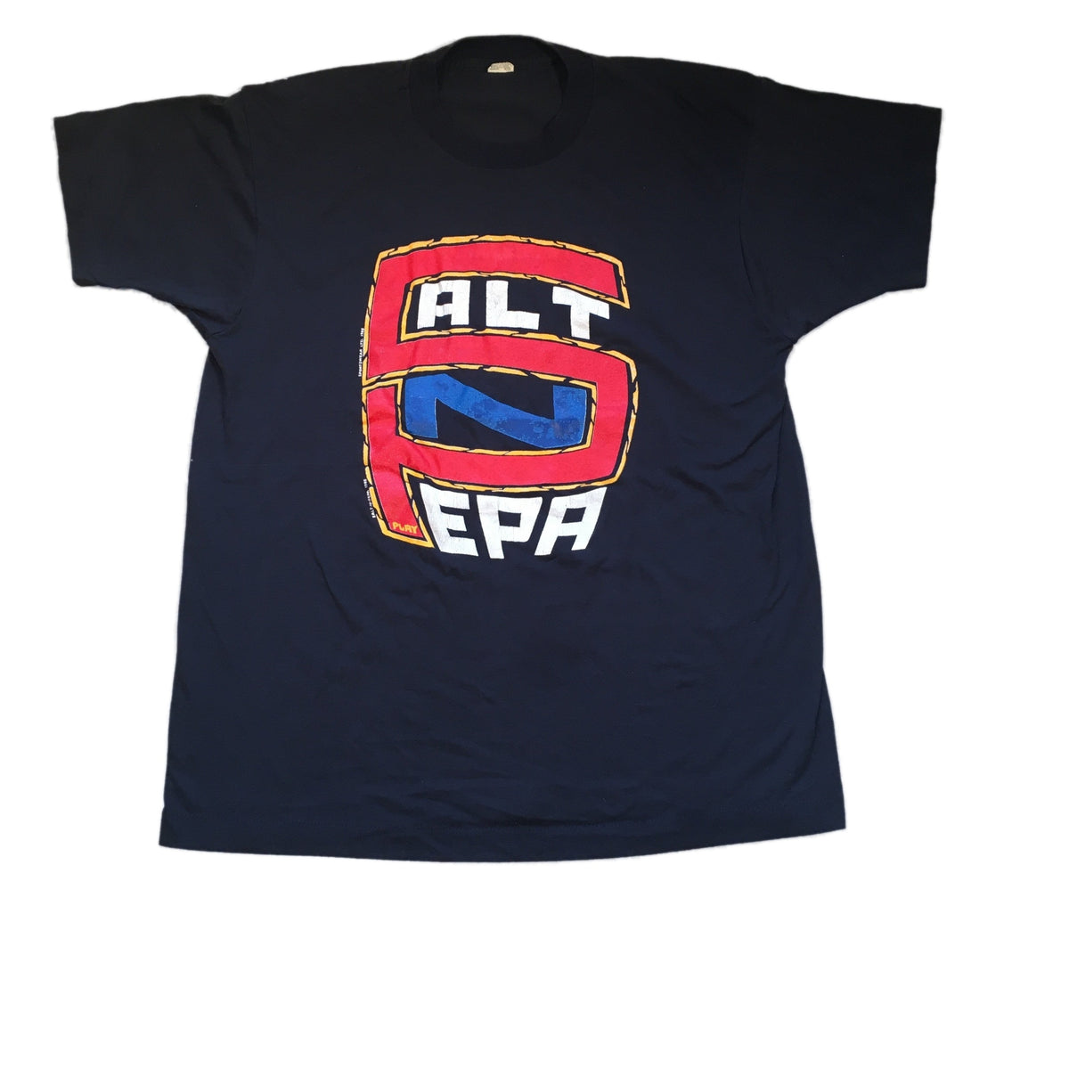 "Vintage Salt-N-Pepa ""Play"" T-Shirt - jointcustodydc"