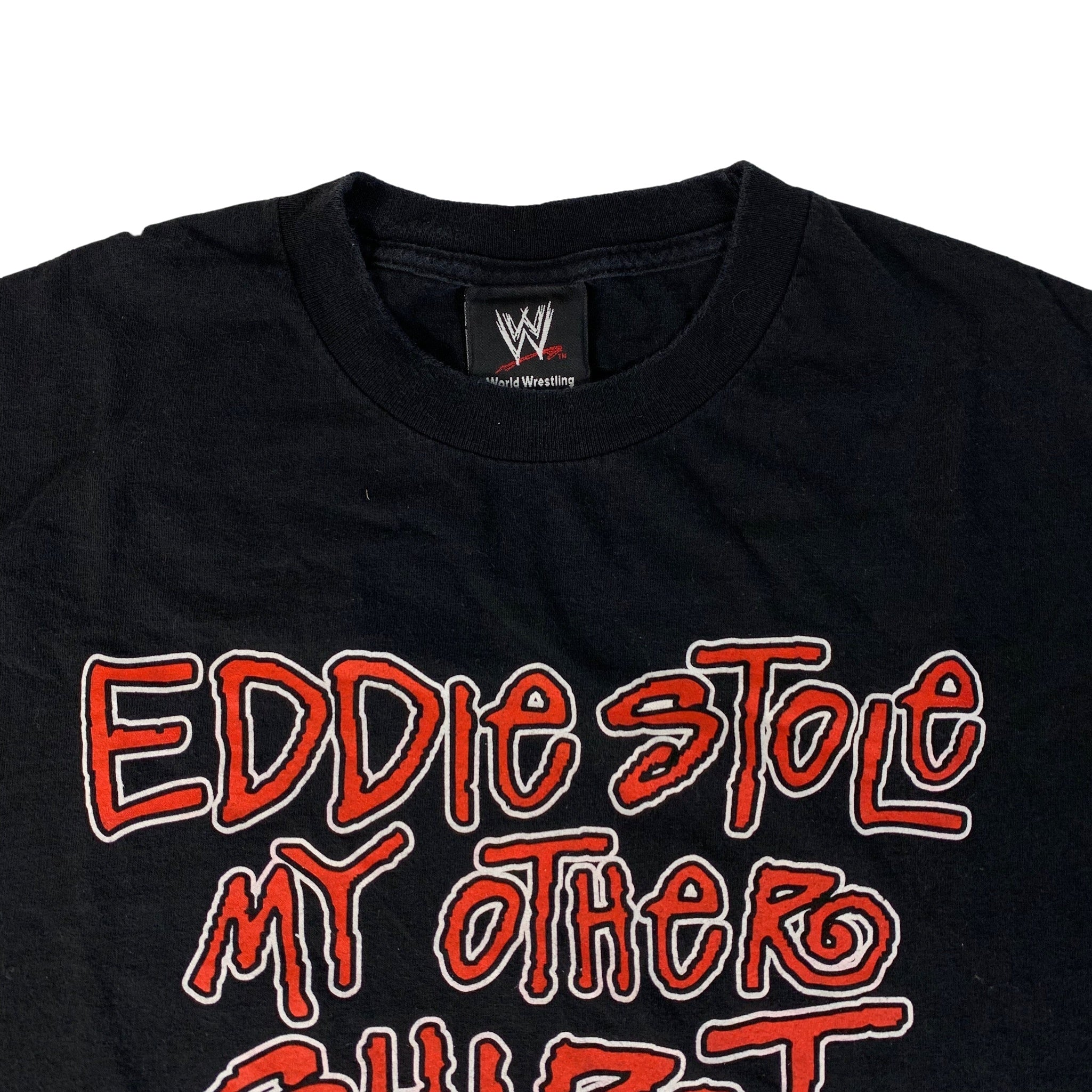 "Vintage Eddie Guerrero  ""License To Steal"" T-Shirt"