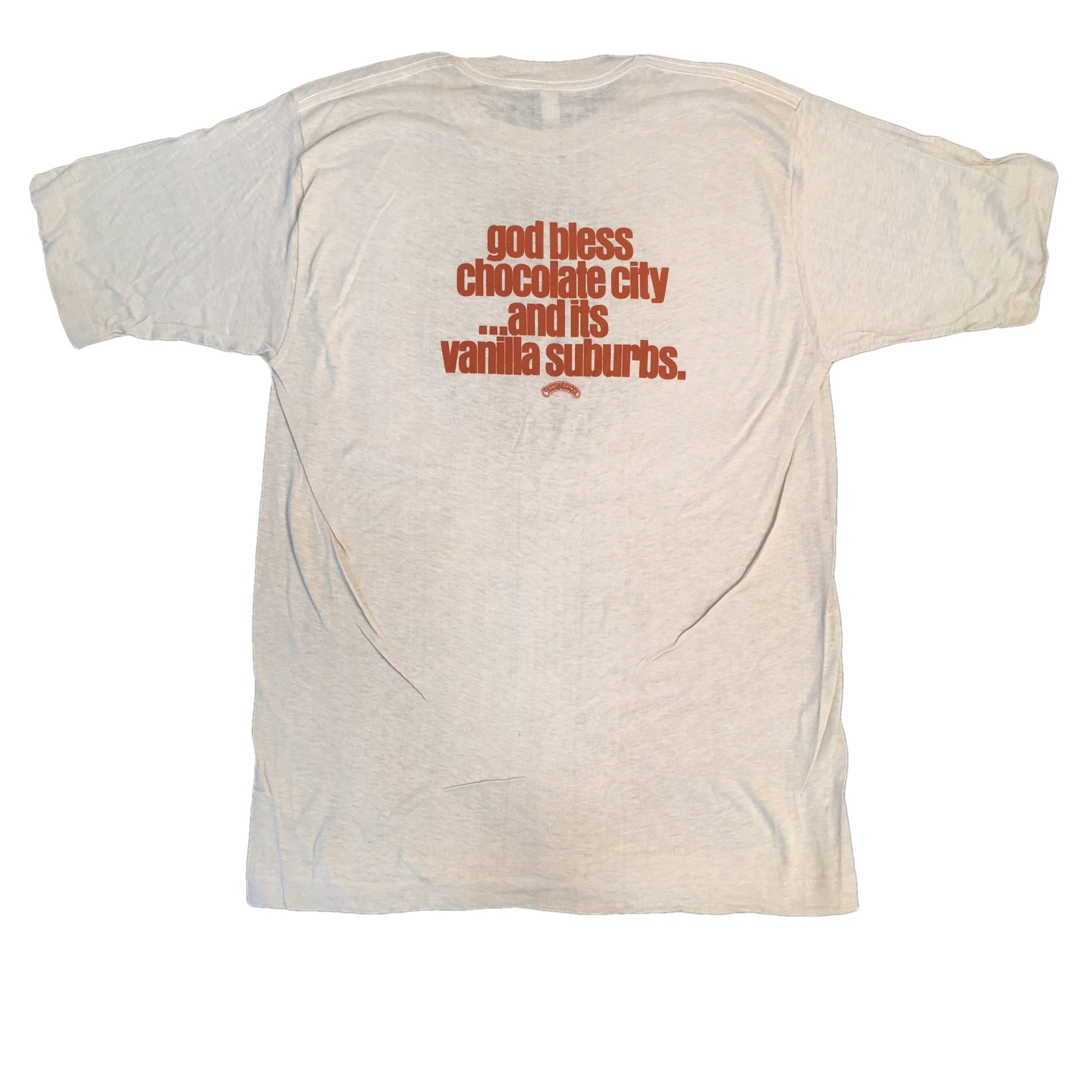 "Vintage Parliament ""Chocolate City"" T-Shirt"