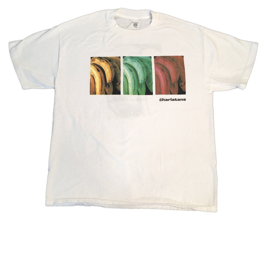 "Vintage The Charlatans ""Between 10th And 11th"" Tour T-Shirt"
