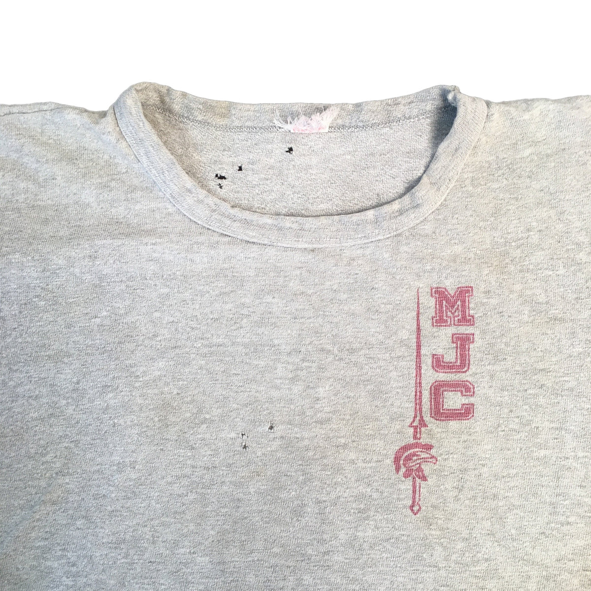 "Vintage Champion Runner Tag ""MJC"" T-Shirt"