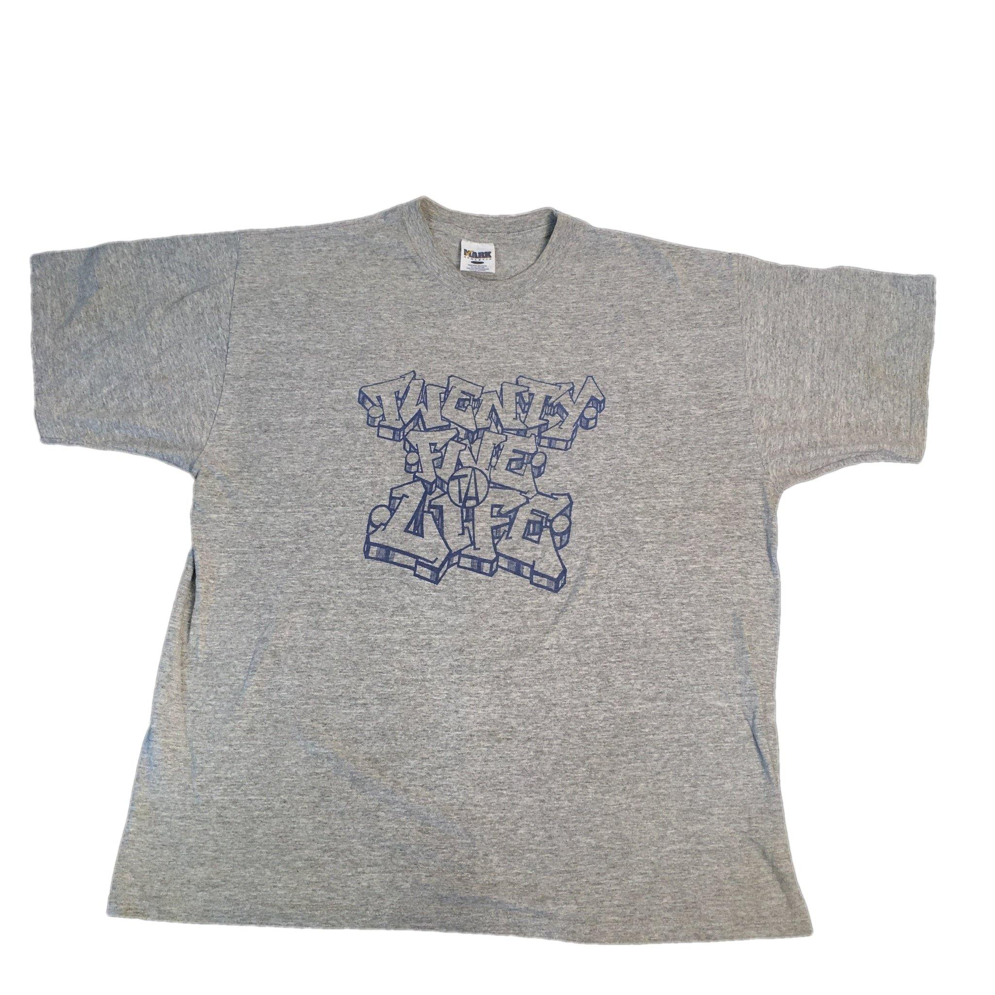 "Vintage 25 Ta Life ""Strength Through Unity"" T-Shirt"