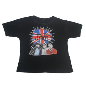 "Vintage The Jam ""British Flag"" T-Shirt"