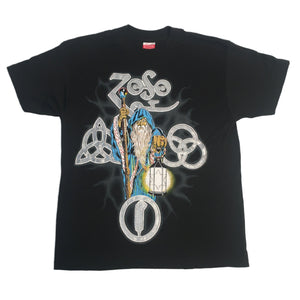 "Vintage Led Zeppelin ""Wizard"" T-Shirt"